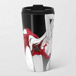 Kuropil - Torn Dress Travel Mug