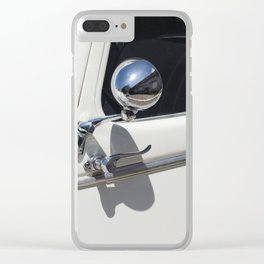 Traction 15 - 6 cyl 1949 Ivoire Clear iPhone Case