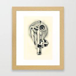 My Funny Valentine... Framed Art Print