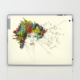 SplatterHead. Laptop & iPad Skin