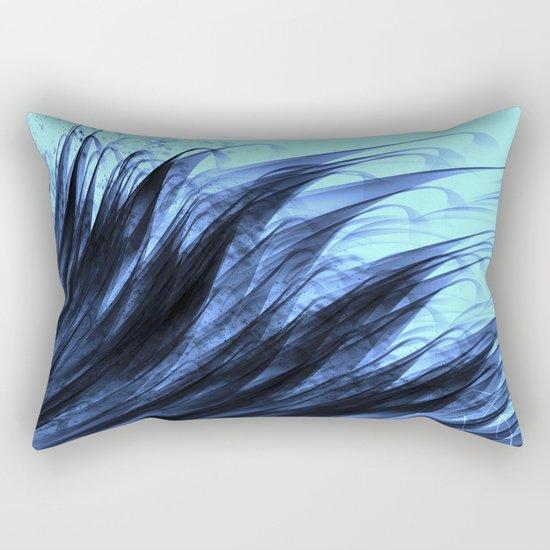 movement I Rectangular Pillow