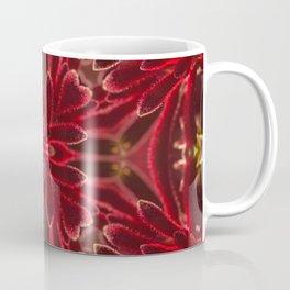 Ruby Bloom Kaleidoscope Coffee Mug