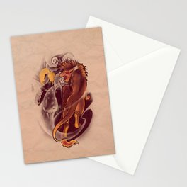 Valley of the Fallen Star Stationery Cards
