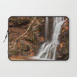 Orange Grove Waterfall Laptop Sleeve