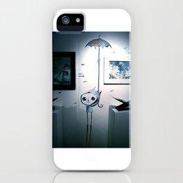 blue period iPhone Case