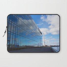 Glasgow BBC building Laptop Sleeve