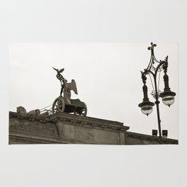 Brandenburger Tor - Quadriga - Berlin - Germany Rug