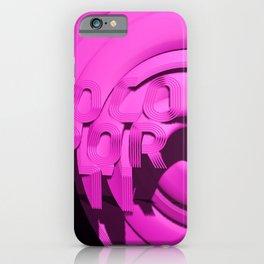 loco por ti iPhone Case