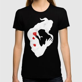 The Beast, The Beauty and the Rose T-shirt