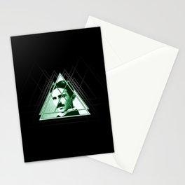 Tri-Tesla Stationery Cards