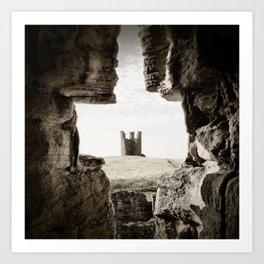 Dunstanburgh Castle II Art Print