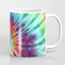 Tie Dye Hippie Coffee Mug