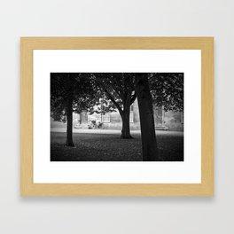 Cambridge, UK Framed Art Print