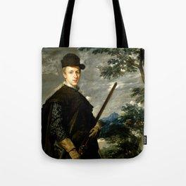 "Diego Velázquez ""Portrait of the Cardinal-Infante Fernando de Austria"" Tote Bag"