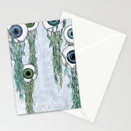 Eye'll be seeing you Stationery Cards