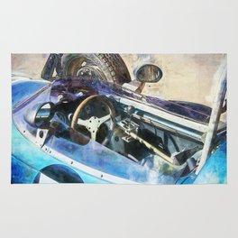 Formula Vee Cockpit Rug