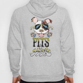 Pits & Giggles Hoody