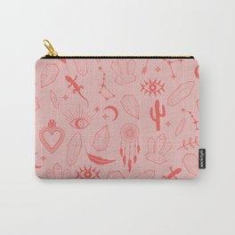 Fiesta Desert Pattern Carry-All Pouch