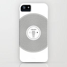 LP-IPSUM iPhone Case