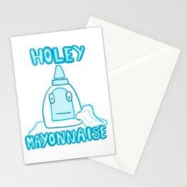 Holey Mayonnaise Stationery Cards
