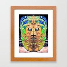 OOGA BOOGA Framed Art Print