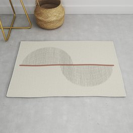 Geometric Composition II Rug