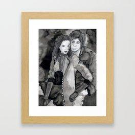 Former Blue Planet Framed Art Print