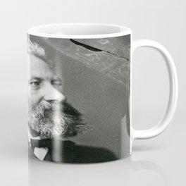portrait of Jules Verne by Nadar Coffee Mug