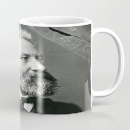 portrait of Jules Verne by Nadar Coffee Mug