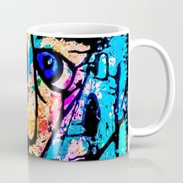 Salvador Dali Head Trip Coffee Mug