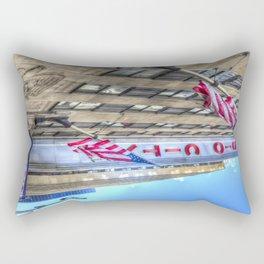 Radio City Music Hall New York Rectangular Pillow