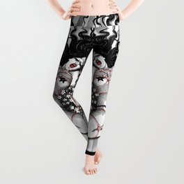 Sacrifice Of The Bastet Ingenue Leggings