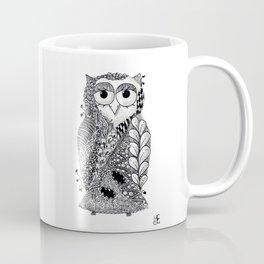 Babushka n Owl Coffee Mug