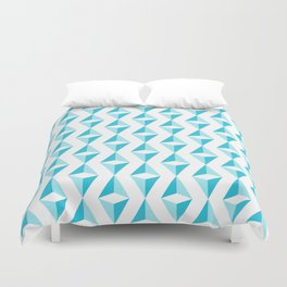 HARLEY ((the aquas)) Duvet Cover