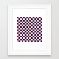 ballon Framed Art Prints featuring Chess-Ballon by helsch photography