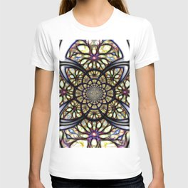 The Art Of Stain Glass T-shirt