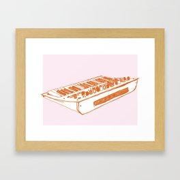 korg Framed Art Print