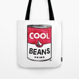 Cool Beans—Pattern! Tote Bag