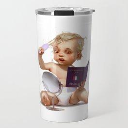 Wloski dla poczatkujacych Travel Mug