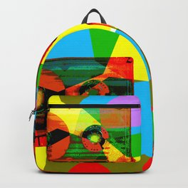 AUDIOTAPES CAMOUFLAGE 2 Backpack