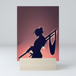 Ronin Mini Art Print