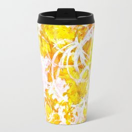 Golden Shine Travel Mug