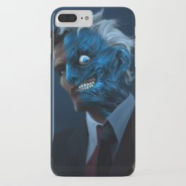 DENTED iPhone Case
