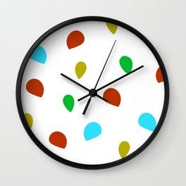 Cutie Pebbles Wall Clock