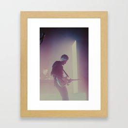 Adam Hann (The1975) Framed Art Print