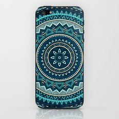 Hippie Mandala 16 iPhone & iPod Skin