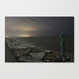 Stay Canvas Print