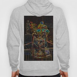 Abstract Roses of Vicenza, Italy Hoody