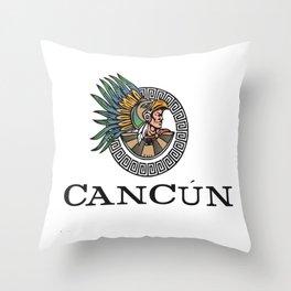 CANCUN Throw Pillow