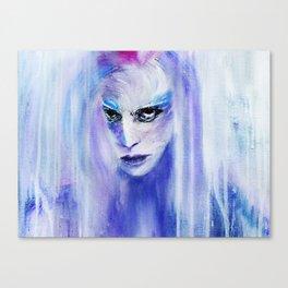 Wrath of Boreas Canvas Print